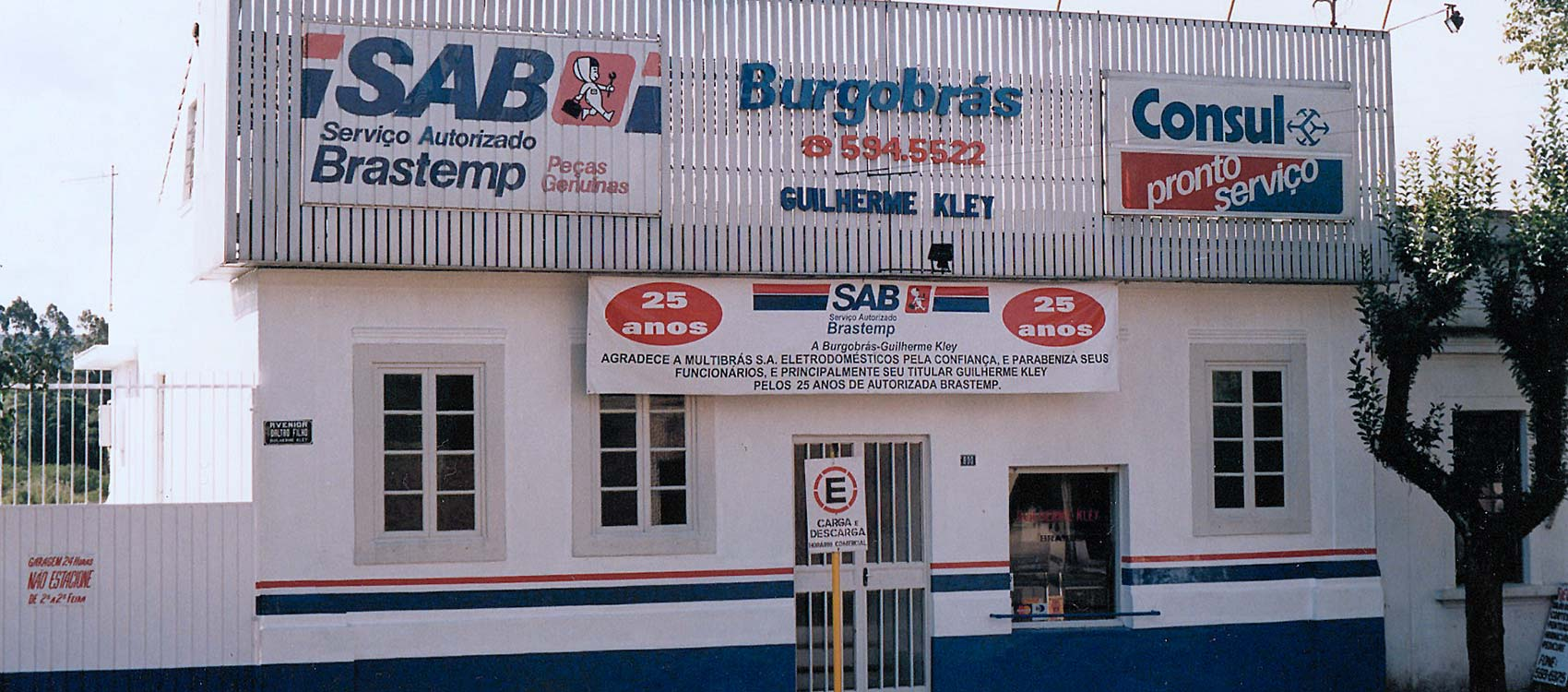 BurgoBrás empresa em 1998